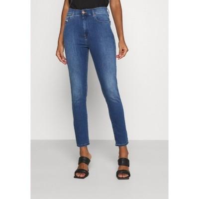 ディーゼル デニムパンツ レディース ボトムス D-ROISIN-HIGH - Jeans Skinny Fit - medium blue