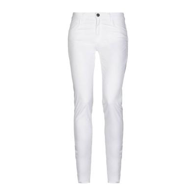 LORENA ANTONIAZZI パンツ ホワイト 48 コットン 100% パンツ