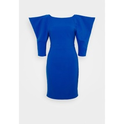 トレンドヨル レディース ワンピース トップス Cocktail dress / Party dress - royal blue royal blue
