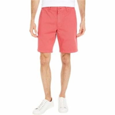 ジェイクルー J.Crew メンズ ショートパンツ ボトムス・パンツ 9 Garment-Dyed Chino Shorts Newport Red