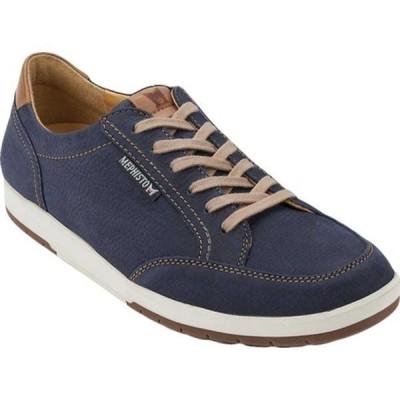 メフィスト スニーカー シューズ メンズ Ludo Sneaker (Men's) Navy Sportbuck/Hazelnut Mano