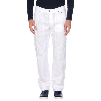 ジェッカーソン JECKERSON パンツ ホワイト 29 コットン 98% / ポリウレタン 2% パンツ