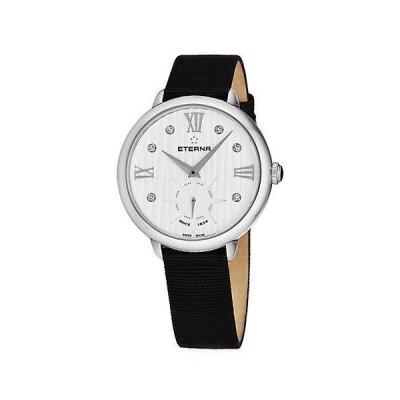 レディース アクセサリー 時計 Eterna Women's Eternity Diamond Watch