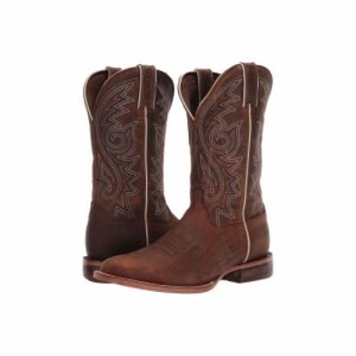デュランゴ Durango メンズ ブーツ スクエアトゥ シューズ・靴 12 arena pro square toe Worn Saddle