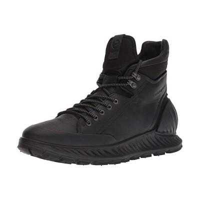 [エコー] ブーツ Mens Exostrike Hydromax BLACK/BLACK 27.5 cm 3E