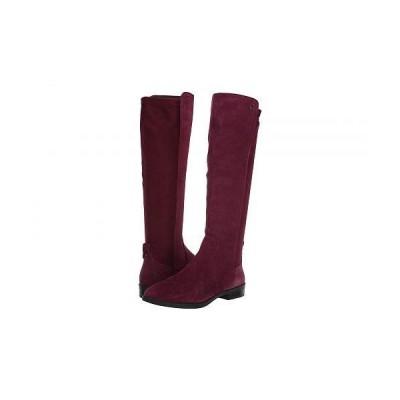 VOLATILE ヴォラタイル レディース 女性用 シューズ 靴 ブーツ ロングブーツ Corbind - Berry
