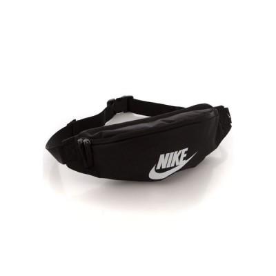 ナイキ Nike ユニセックス ボディバッグ・ウエストポーチ バッグ - Heritage Black/Black/White - Hip Bag black
