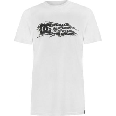 ディーシー DC メンズ Tシャツ トップス Transition T Shirt White WBBO