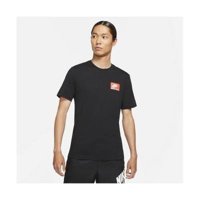 【販売主:コーナーズ】 ナイキ/メンズ/ナイキ NSW MECH エア フィギュア S/S Tシャツ メンズ  L CORNERS