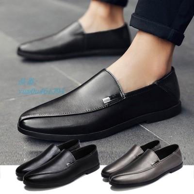 ビジネスシューズ レザー ドレスシューズ おしゃれ カジュアル メンズ 歩きやすい 幅広 本革 革靴 モンクストラップ ドライビングシューズ