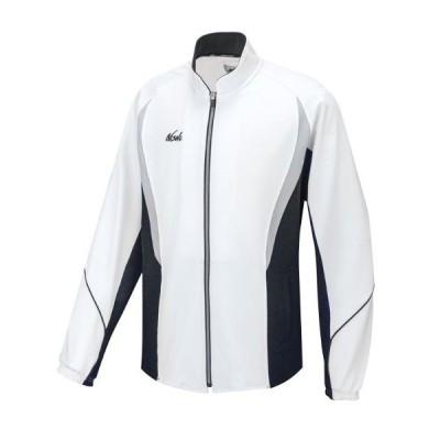 ニシスポーツ 陸上 ランニング ウォームアップス ライトトレーニングジャケット N70-26J-0107