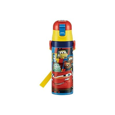 スケーター スポーツボトル 子供用 ステンレス 水筒 カーズ 20 ディズニー 470ml SDC4