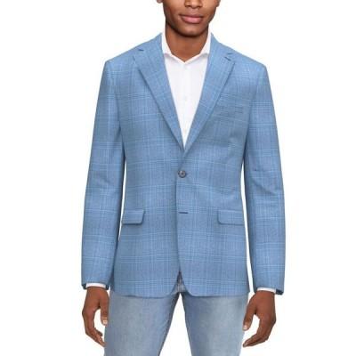 ラルフローレン メンズ ジャケット・ブルゾン アウター Men's Classic-Fit Ultraflex Silk & Wool Blazer