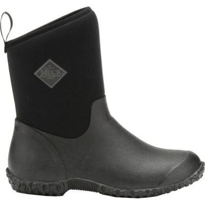 ムックブーツ レディース ブーツ・レインブーツ シューズ Muck Boots Women's Muckster II Mid Rain Boots