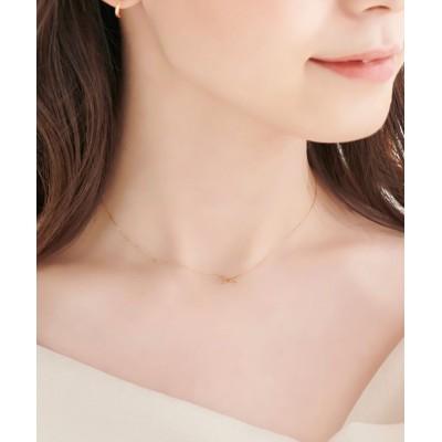 【フィービィー】 プレシャスクロスダイヤモンドネックレス レディース - F Phoebe