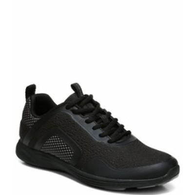 バイオニック レディース スニーカー シューズ JoJo Lace-Up Sneakers Black/Black