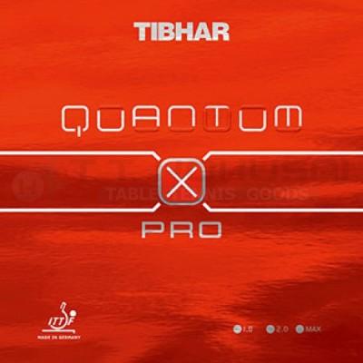 卓球 ラバー 裏ソフト ティバー TIBHAR QUANTUM X PRO