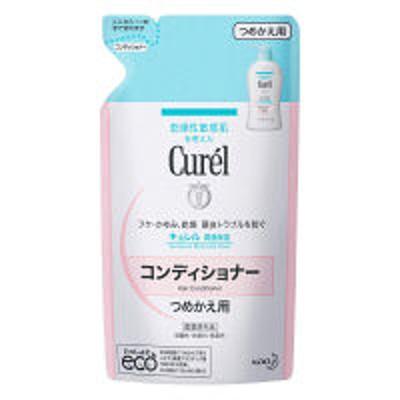 花王Curel(キュレル) コンディショナー 詰め替え 360mL 花王 敏感肌