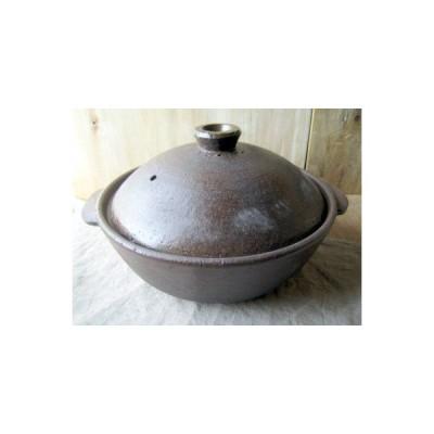 スタジオエム スタジオM  チャウダー  8号鍋 CHOWDER ブラウン ベージュ 陶器 日本製 土鍋
