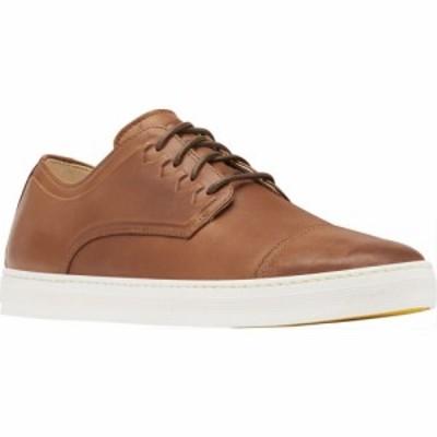 ソレル Sorel メンズ スニーカー シューズ・靴 Caribou Mod Cap Toe Waterproof Sneaker Brown Flora/Umbro Waterproof Full Grain Leath