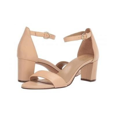Naturalizer ナチュラライザー レディース 女性用 シューズ 靴 ヒール Vera - Soft Nude Leather