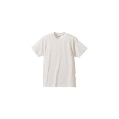 ds-1646105 Tシャツ CB5806 ホワイト Mサイズ 【 5枚セット 】  (ds1646105)