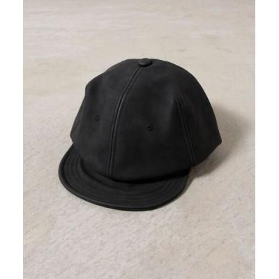 FREDY&GLOSTER / 【SUBLiME/サブライム】PU CHARIキャップ WOMEN 帽子 > キャップ
