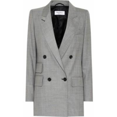 マックスマーラ Max Mara レディース スーツ・ジャケット アウター Antiope wool blazer