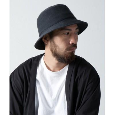 Ray's Store / Thermo Solid Knit Bucket Hat / サーモソリッドニットバケットハット MEN 帽子 > ハット
