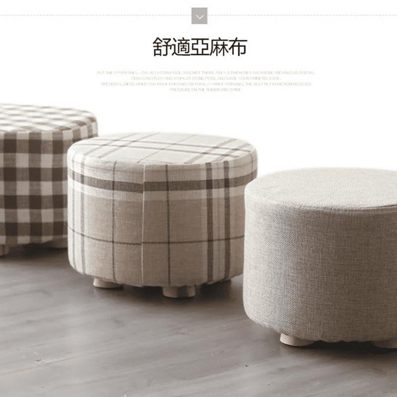 【YKS】可魯圓筒造型小凳椅(三款可選)
