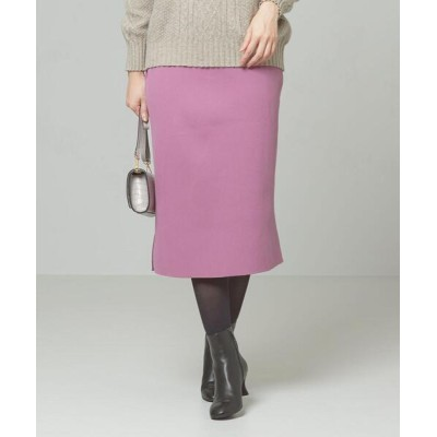 green label relaxing / <closet story>□リブ サイドスリット タイトスカート -手洗い可能- WOMEN スカート > スカート