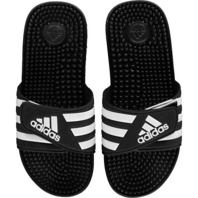 アディダス adidas メンズ サンダル シューズ・靴 Adissage Sandals Black/White