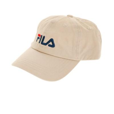 フィラ(FILA)fls low キャップ 185713520 BEG