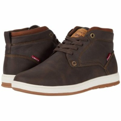 リーバイス Levis Shoes メンズ スニーカー シューズ・靴 Goshen 2 Waxed UL NB Brown/Tan