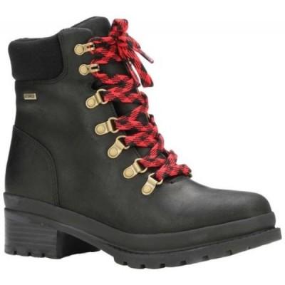 マックブーツ Muck Boots レディース ブーツ シューズ・靴 Liberty Alpine Waterproof Boot Black
