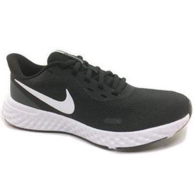 スニーカー メンズ NIKE REVOLUTION 5 BQ3204 002 ブラック/ホワイト ナイキ レボリューション 靴 シューズ ランニング ジョギング スポ