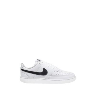 ナイキ メンズ スニーカー シューズ Court Vision Low Sneaker 101 WHITE/BLACK
