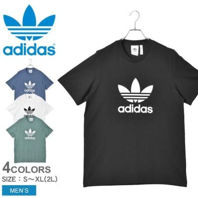 (メール便可) アディダス オリジナルス 半袖Tシャツ メンズ トレフォイル半袖Tシャツ ADIDAS ORIGINALS GN3467 GN3462 GN3463 GN3483 GN1855