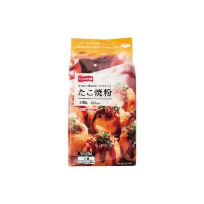 Style ONE たこ焼き粉 500g まとめ買い(×12)