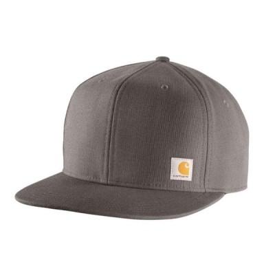カーハート アシュランド キャップ  チャコール スナップバック 6パネル メンズ レディース CARHARTT ASHLAND CAP GRAVEL
