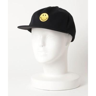 帽子 キャップ MANASTASH/マナスタッシュ SMILE CAP for BEAVER スマイルキャップ