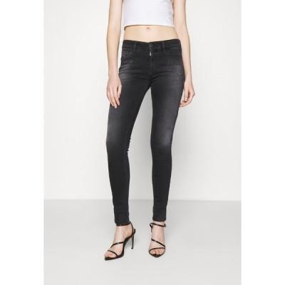ディーゼル デニムパンツ レディース ボトムス SLANDY - Jeans Skinny Fit - dark grey