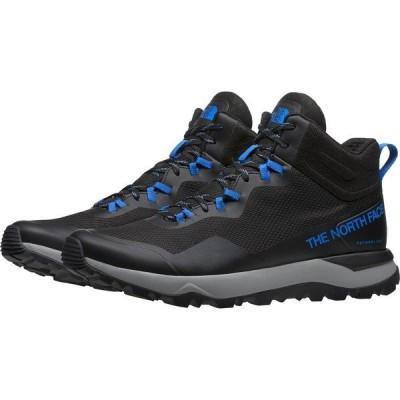 ノースフェイス ブーツ&レインブーツ シューズ メンズ The North Face Men's Activist Mid Futurelight Hiking Boots Black/Blue