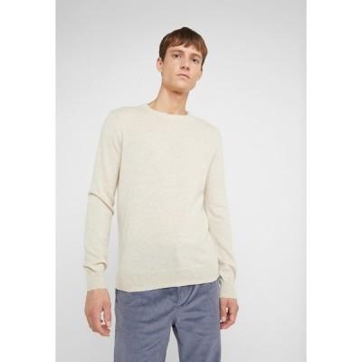 ジェイクルー ニット&セーター メンズ アウター CONSINEE CREW - Jumper - heather natural