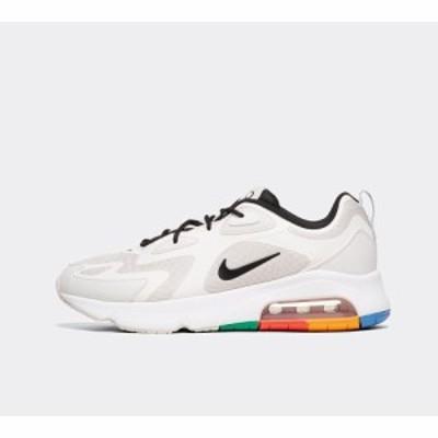 ナイキ Nike メンズ スニーカー シューズ・靴 air max 200 trainer Vast Grey/Black/White