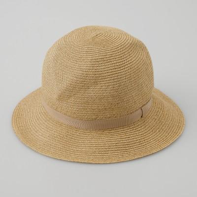 mature ha. マチュアーハ  婦人帽子(BOXED HAT 6.5cm brim grosgrain ribbon) レディース