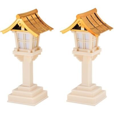 春日灯篭(銅屋根)(一対)