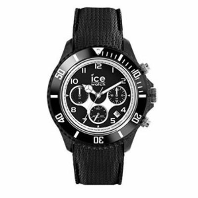 腕時計 アイスウォッチ メンズ Ice-Watch - ICE Dune Black - Men's Wristwatch with Silicon Strap - C