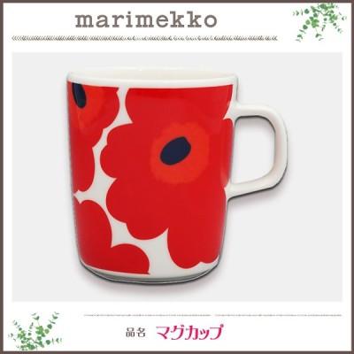 マリメッコ 063431 OIVA UNIKKO Mカップ RED 001(ap)