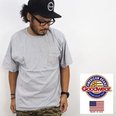GOODWEAR グッドウェア Tシャツ レギュラーフィットGDW-001-161003